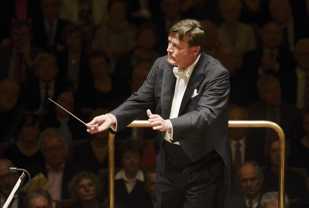 Neujahrskonzert der Wiener Philharmoniker: 2019 dirigiert Christian Thielemann, Chefdirigent der Sächsischen Staatskapelle, erstmals das Neujahrskonzert