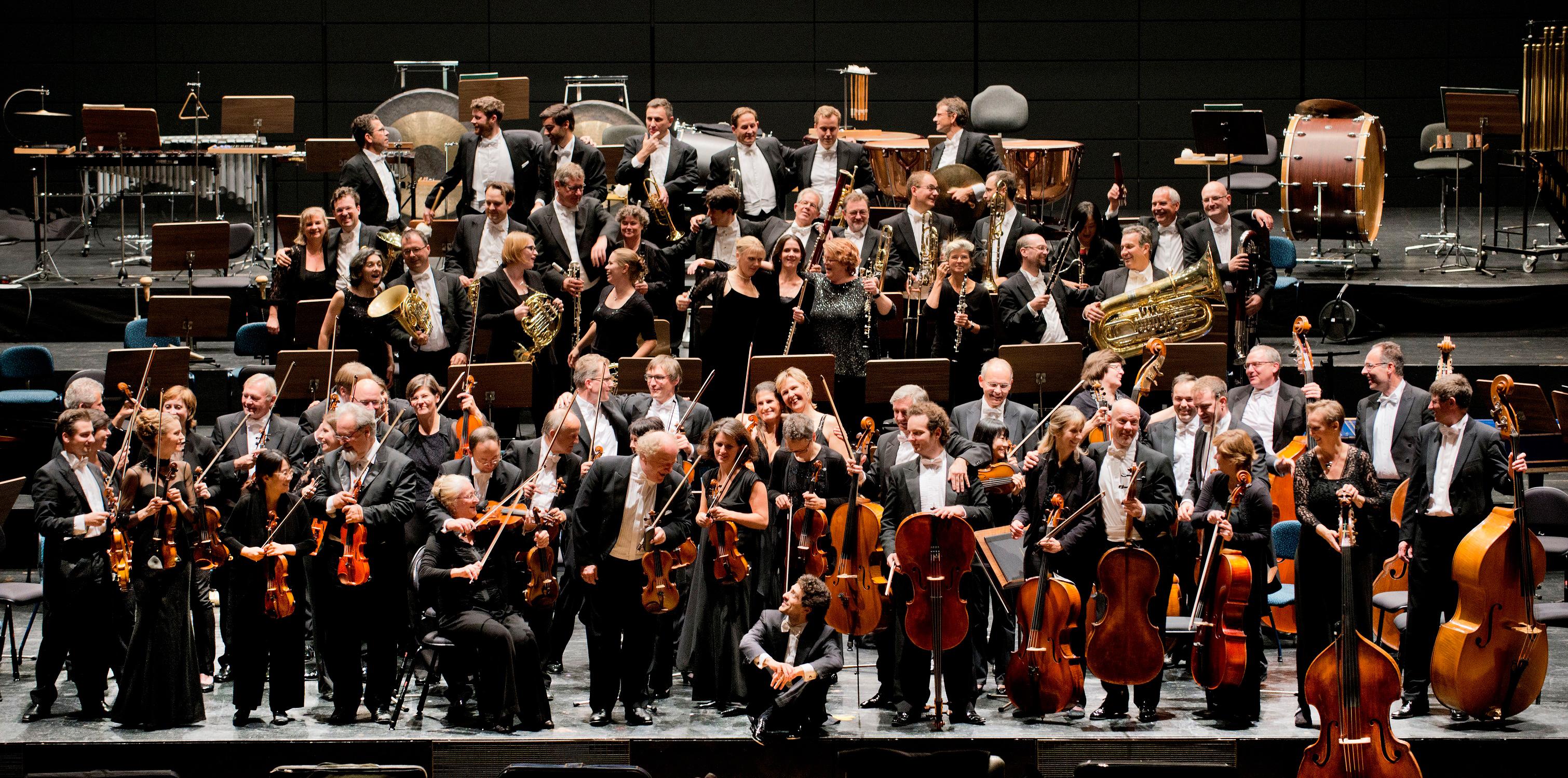 Staatsorchester Kassel © Giancarlo Pradelli