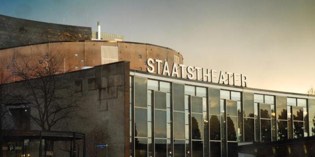 Staatstheater Kassel, Opernhaus