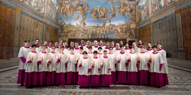 Der Päpstliche Chor der Sixtinischen Kapelle