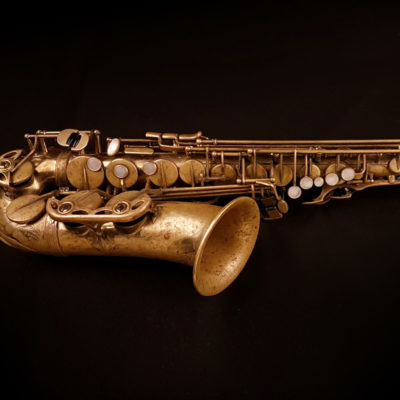 Altes Saxofon