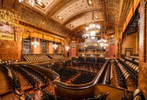 Budapest, Konzertsaal des Liszt-Akademie