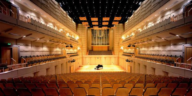Konzerthaus Dortmund, Konzertsaal