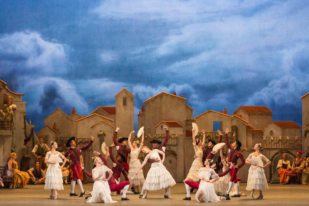 "Szenenbild aus ""Don Quixote"""
