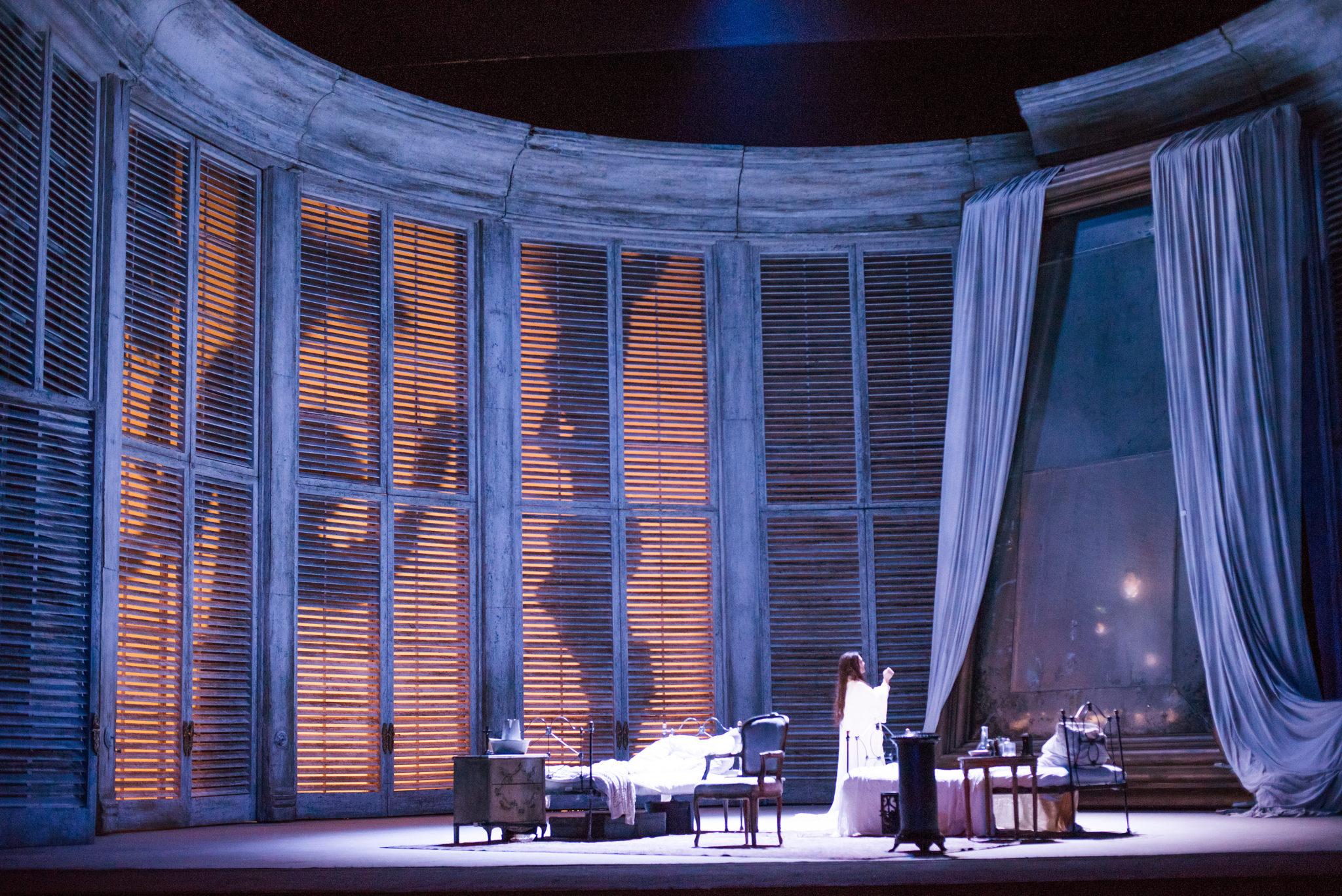 """Szenenbild aus """"La Traviata"""""""