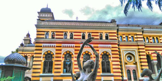 Opernhaus Tiflis