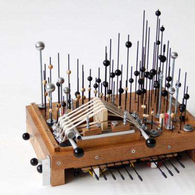 Carbophon des Komponisten Andreas Oskar Hirsch