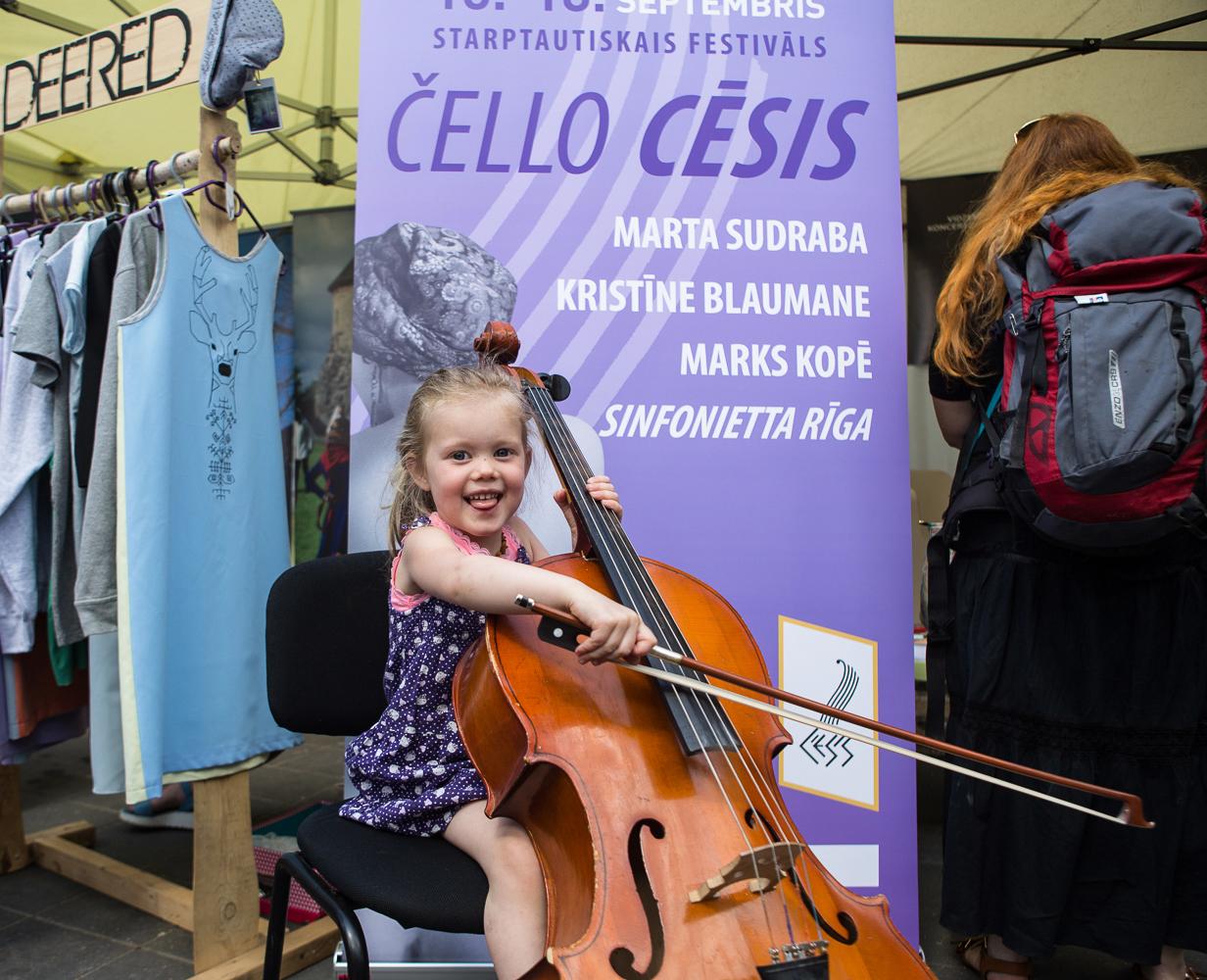 Internationales Festival Čello Cēsis