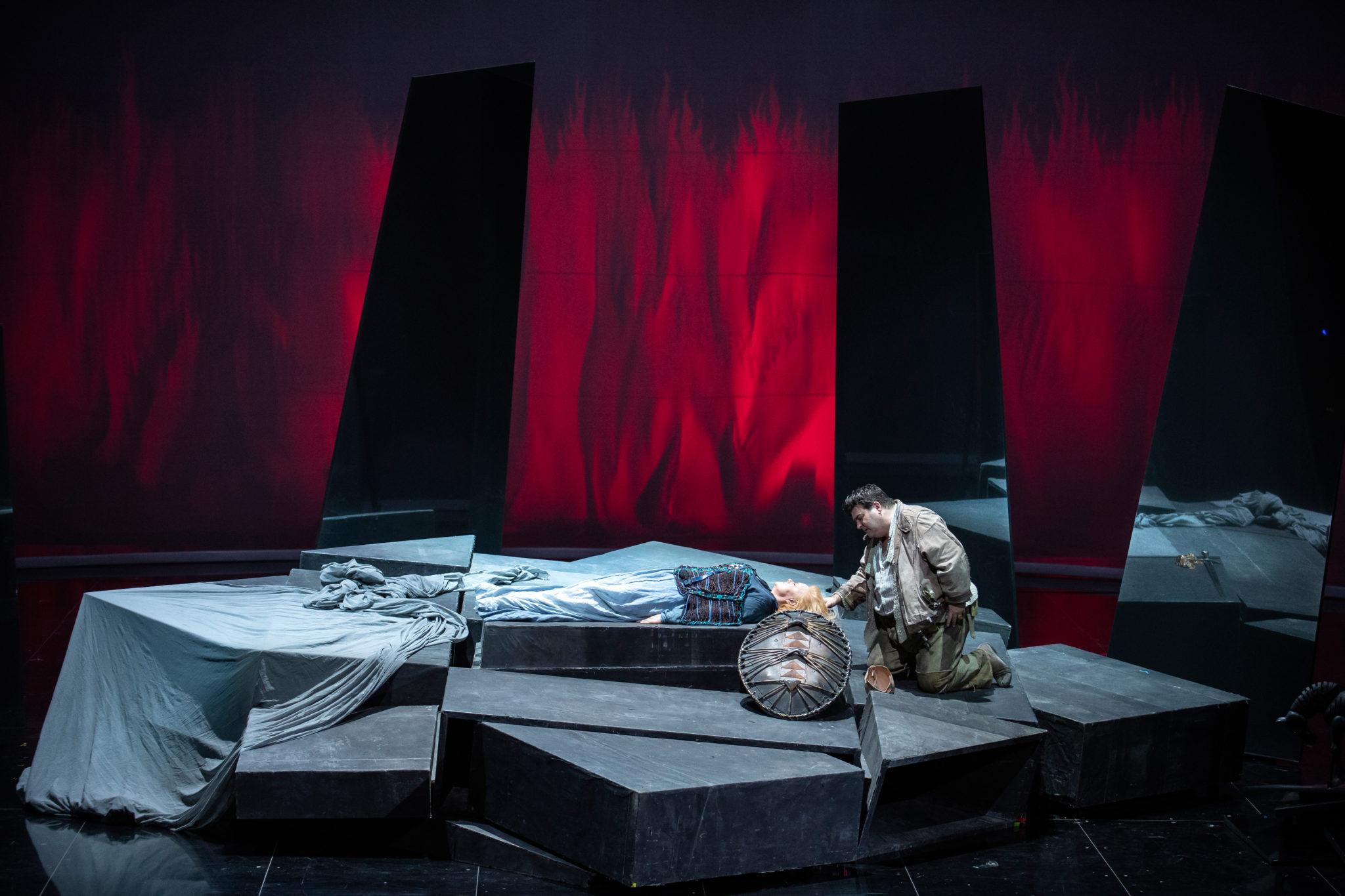 """Szenenbild aus """"Siegfried"""""""