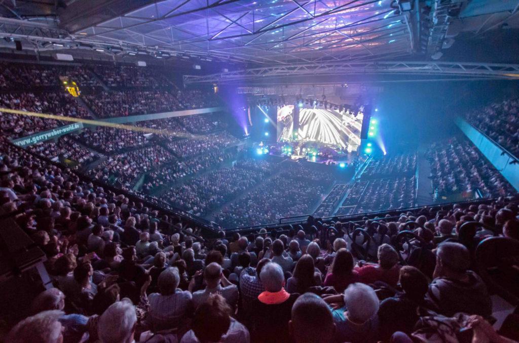 Konzert im Gerry Weber Stadion