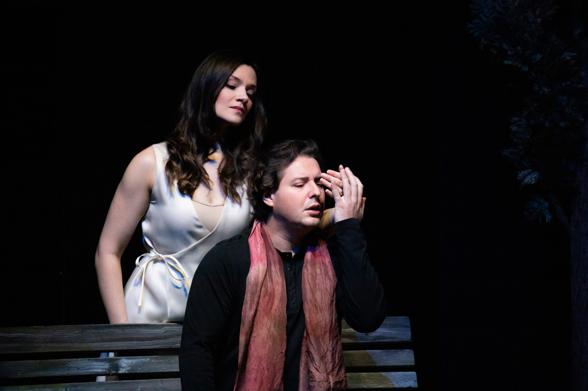"""Szenenbild aus """"Orphée et Eurydice"""""""