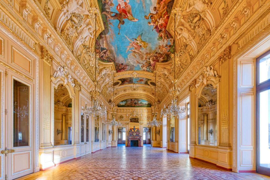 Opernhaus Genf – Grand Theâtre de Genève, Großes Foyer