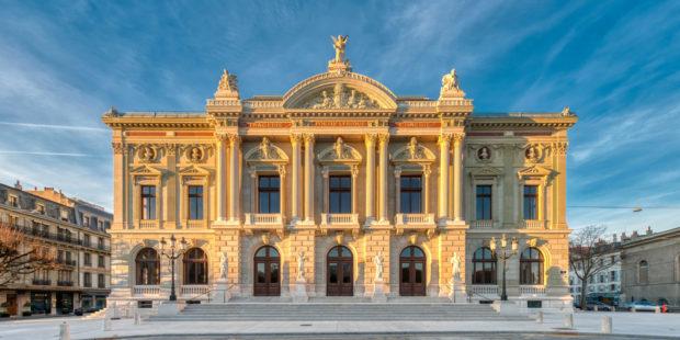 Opernhaus Genf – Grand Theâtre de Genève