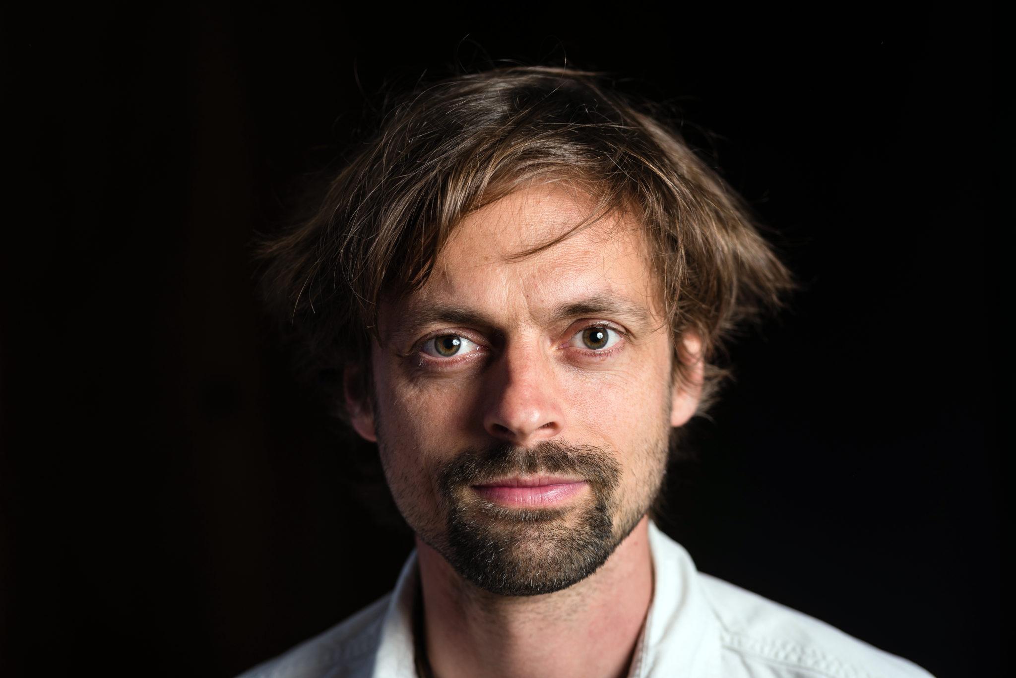 Thomas Post, künstlerischer Leiter des Orchesters im Treppenhaus
