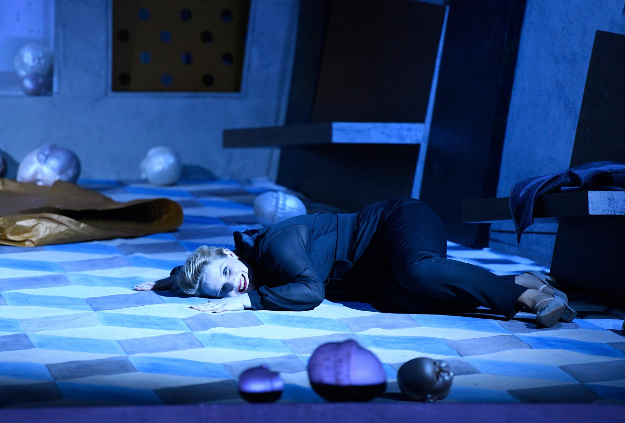 """Szenenbild aus """"Ariane und Blaubart"""""""