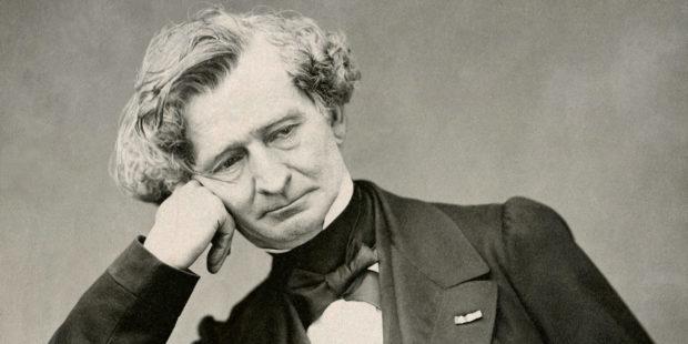 Hector Berlioz, Fotografie von Pierre Petit