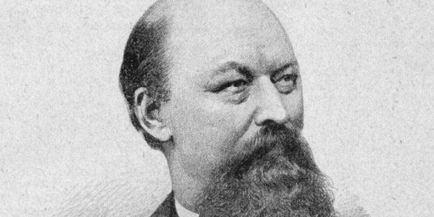 Franz von Suppé, Zeichnung von Ignatz Eigner