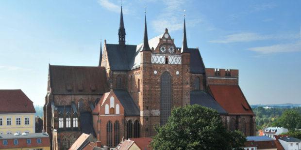 St. Georgen Kirche Wismar