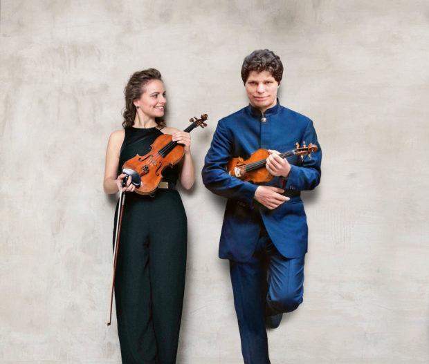 Julia Fischer & Augustin Hadelich