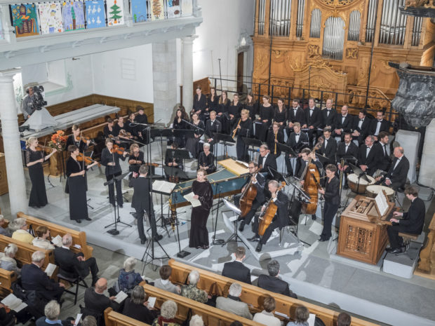 Chor & Orchester der J.S. Bach-Stiftung