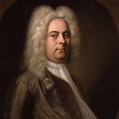 George Friderich Händel