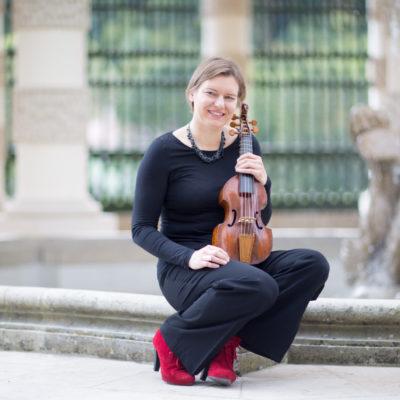 Künstlerische Leiterin beim Musikfest Eichstätt: Heidi Groeger