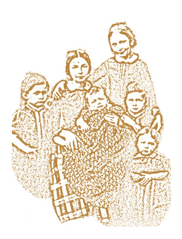 Die Kinder von Robert und Clara Schumann