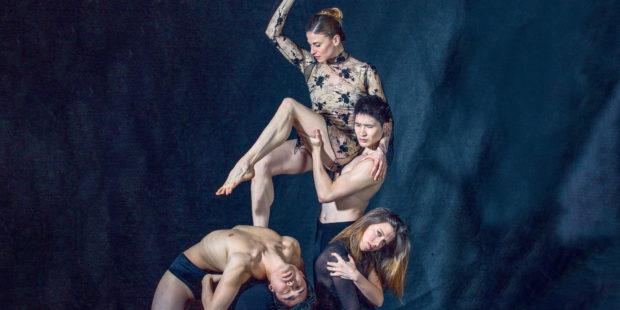 Tänzer des Ballett am Rhein