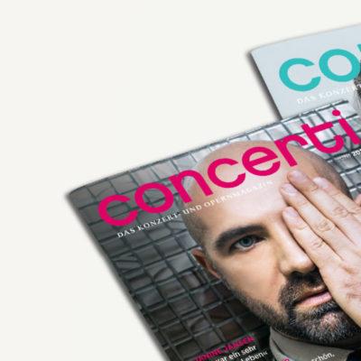 Druckfrisch: die concerti Juni-Ausgabe!