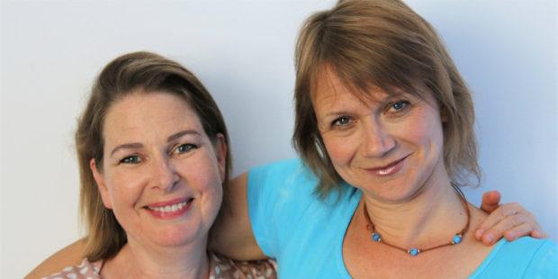 Verena Sarré und Julia Riegel
