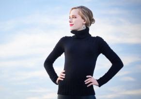 Längst kein Geheimtipp mehr: Anna Lucia Richter