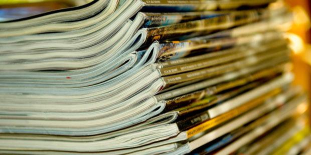 Fachmagazine erleben schwere Zeiten
