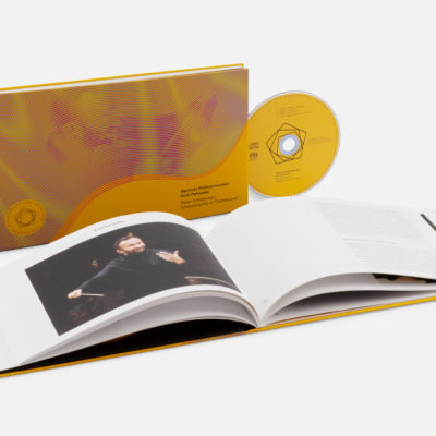 Jetzt in der Hardcover-Edition erhältlich: Kirill Petrenko dirigiert Tschaikowsky