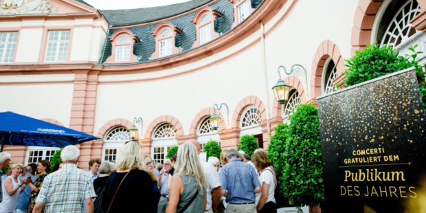 Preisverleihung in Weilburg