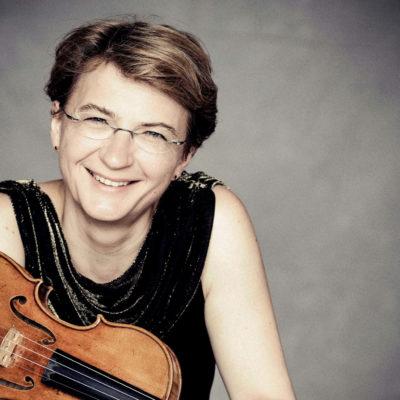Übernimmt als Solistin auch die Leitung: Antje Weithaas