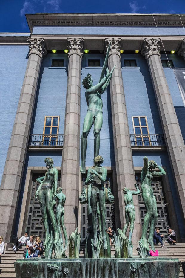 Konzerthaus Stockholm