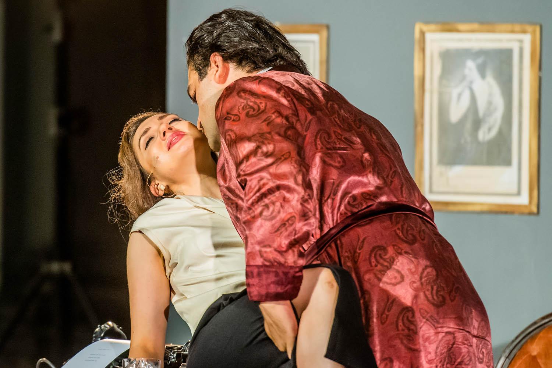 """""""Le nozze di Figaro"""" beim New Generation Festival im Palazzo Corsini in Florenz"""