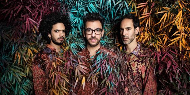 Auffällig unauffällig: das Omer Klein Trio pflegt seine Coolness