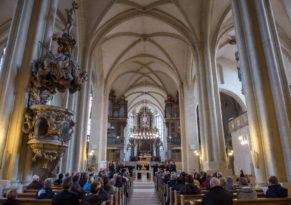 Heinrich Schütz Musikfest im Dom Zeitz