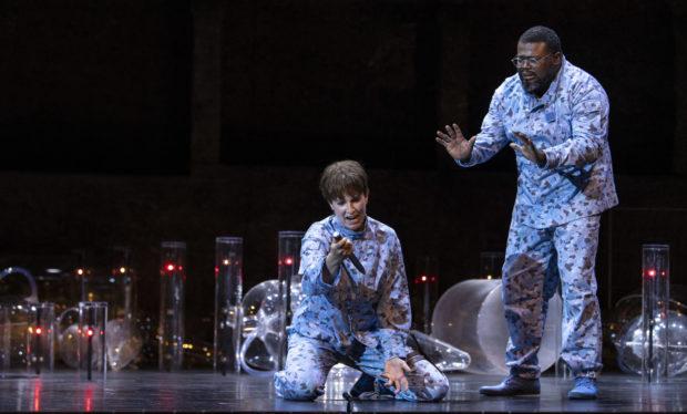 Paula Murrihy (Idamante), Russell Thomas (Idomeneo)