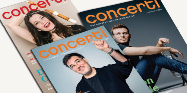 concerti-Cover September 2019