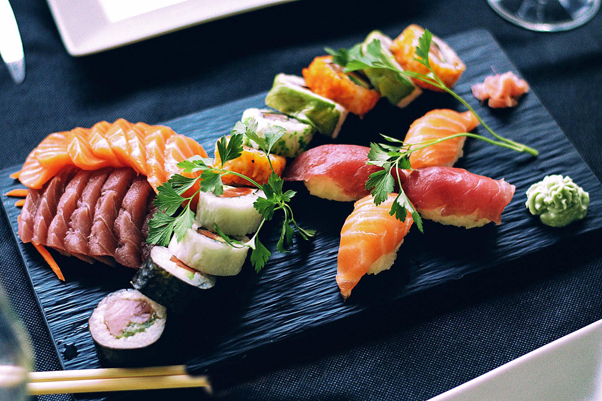 Emmanuel Pahud freut sich auf die japanische Küche