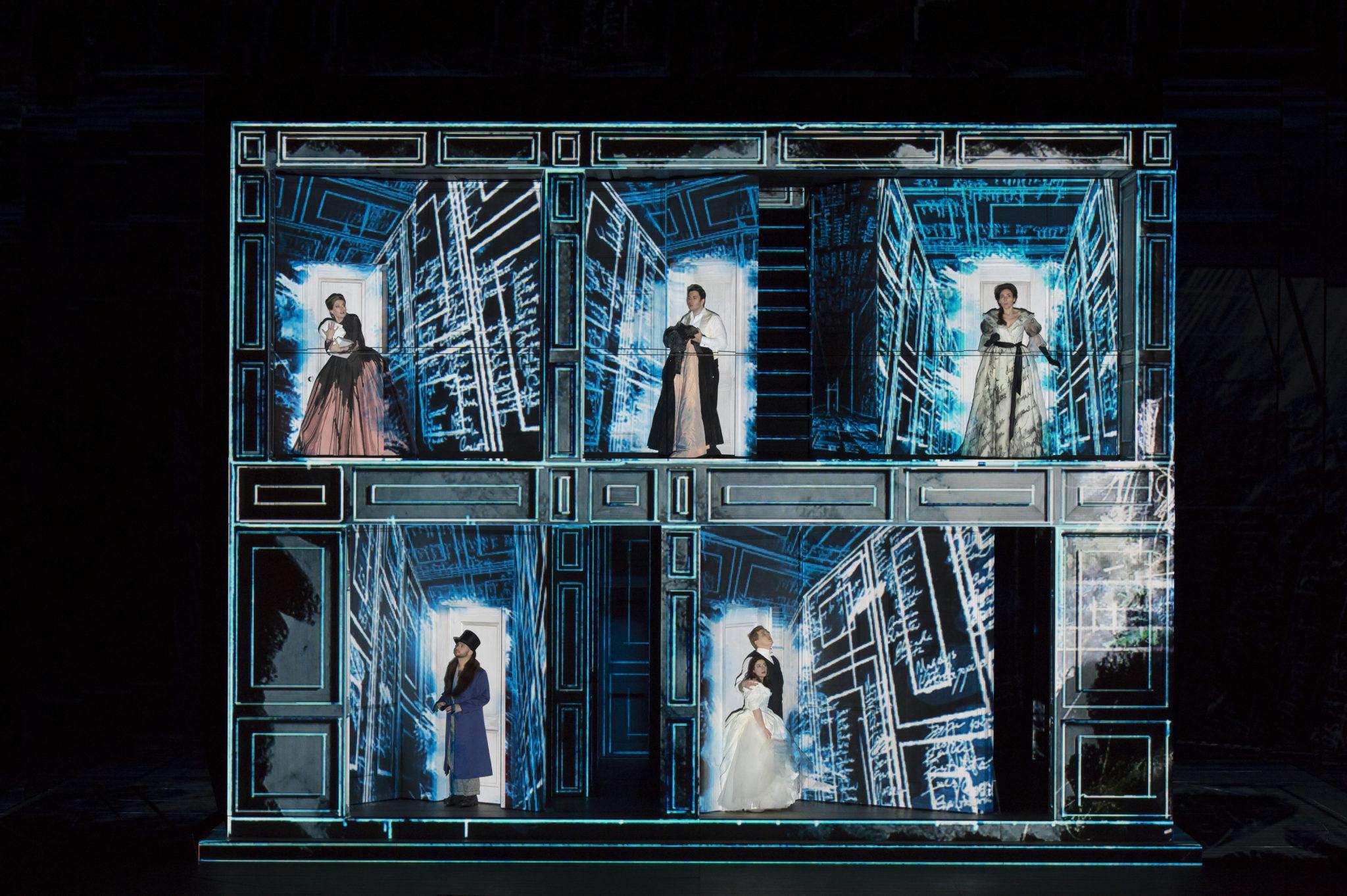 """Don Giovanni"" am Royal Opera House"