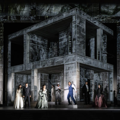 """Don Giovanni"" am Royal Opera House"