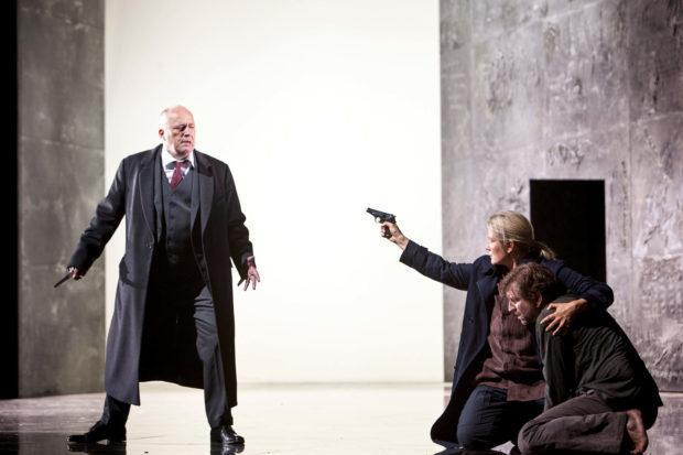 """Harry Klupfers """"Fidelio""""-Inszenierung wird an der Berliner Staatsoper wiederaufgenommen"""
