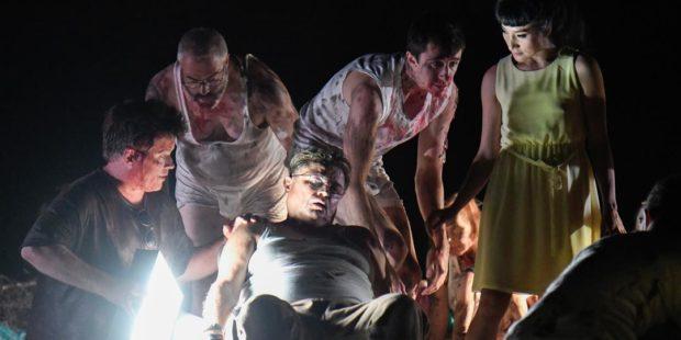Daniel Brenna (Siegfried), Arnold Bezuyen (Mime), Dalia Velandia (Gestalt Waldvogel)