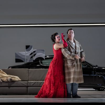 Don Pasquale am Royal Opera House