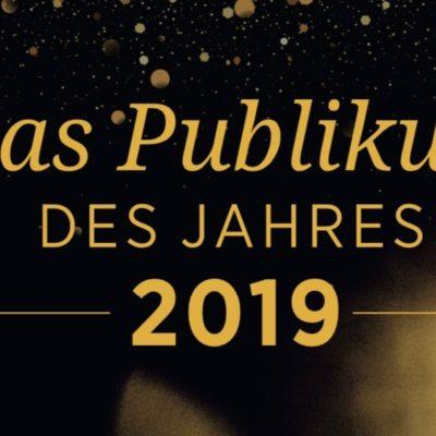 Das Publikum des Jahres 2019