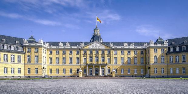 Das heutige Karlsruher Schloss übte eine besondere Faszination auf Wagner aus