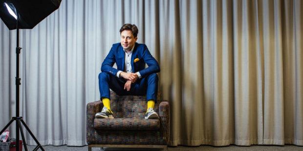 Benjamin Reiners ist neuer Generalmusikdirektor an der Kieler Oper